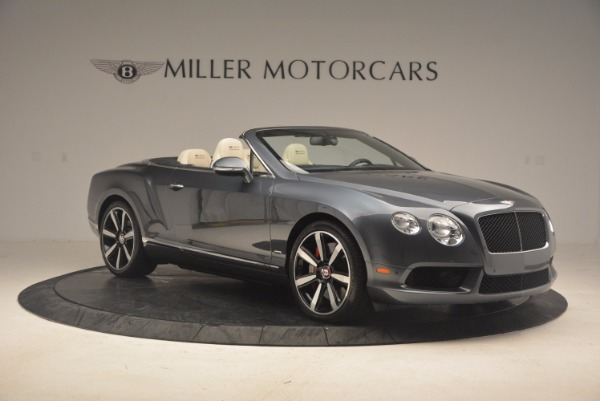 Used 2013 Bentley Continental GT V8 Le Mans Edition, 1 of 48 for sale Sold at Aston Martin of Greenwich in Greenwich CT 06830 10