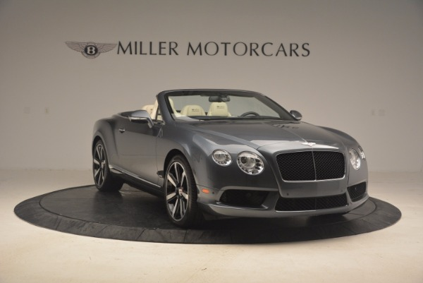 Used 2013 Bentley Continental GT V8 Le Mans Edition, 1 of 48 for sale Sold at Aston Martin of Greenwich in Greenwich CT 06830 11