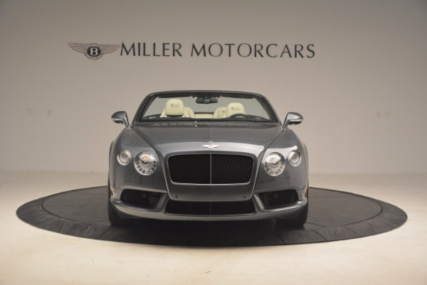 Used 2013 Bentley Continental GT V8 Le Mans Edition, 1 of 48 for sale Sold at Aston Martin of Greenwich in Greenwich CT 06830 12