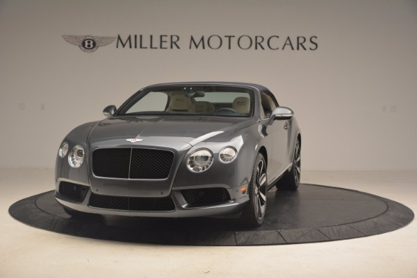 Used 2013 Bentley Continental GT V8 Le Mans Edition, 1 of 48 for sale Sold at Aston Martin of Greenwich in Greenwich CT 06830 14