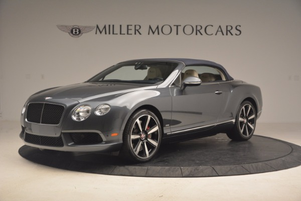 Used 2013 Bentley Continental GT V8 Le Mans Edition, 1 of 48 for sale Sold at Aston Martin of Greenwich in Greenwich CT 06830 15