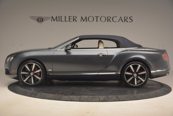 Used 2013 Bentley Continental GT V8 Le Mans Edition, 1 of 48 for sale Sold at Aston Martin of Greenwich in Greenwich CT 06830 16