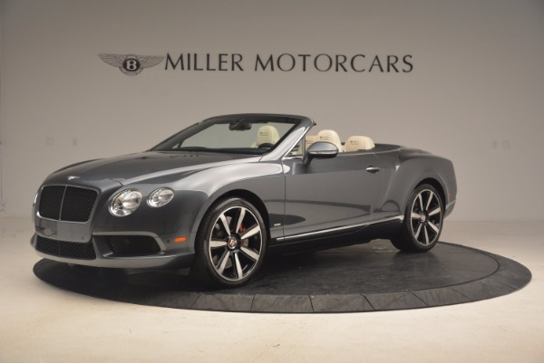 Used 2013 Bentley Continental GT V8 Le Mans Edition, 1 of 48 for sale Sold at Aston Martin of Greenwich in Greenwich CT 06830 2