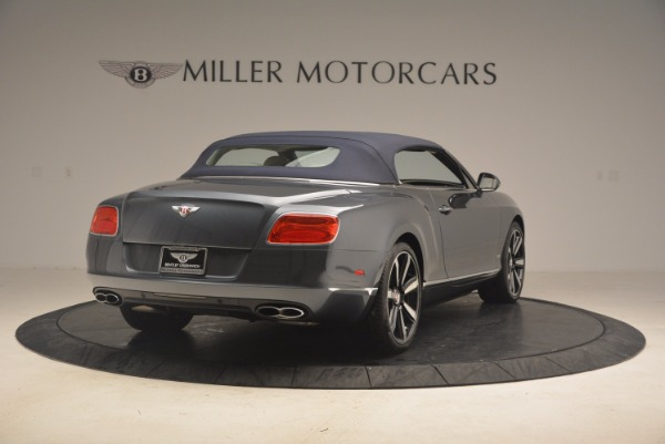 Used 2013 Bentley Continental GT V8 Le Mans Edition, 1 of 48 for sale Sold at Aston Martin of Greenwich in Greenwich CT 06830 20
