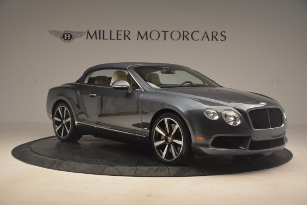 Used 2013 Bentley Continental GT V8 Le Mans Edition, 1 of 48 for sale Sold at Aston Martin of Greenwich in Greenwich CT 06830 23