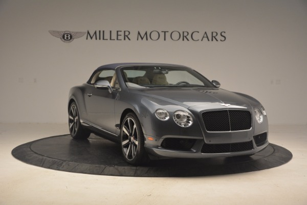 Used 2013 Bentley Continental GT V8 Le Mans Edition, 1 of 48 for sale Sold at Aston Martin of Greenwich in Greenwich CT 06830 24