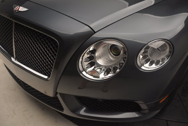 Used 2013 Bentley Continental GT V8 Le Mans Edition, 1 of 48 for sale Sold at Aston Martin of Greenwich in Greenwich CT 06830 27
