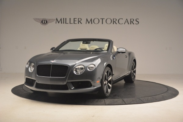 Used 2013 Bentley Continental GT V8 Le Mans Edition, 1 of 48 for sale Sold at Aston Martin of Greenwich in Greenwich CT 06830 1