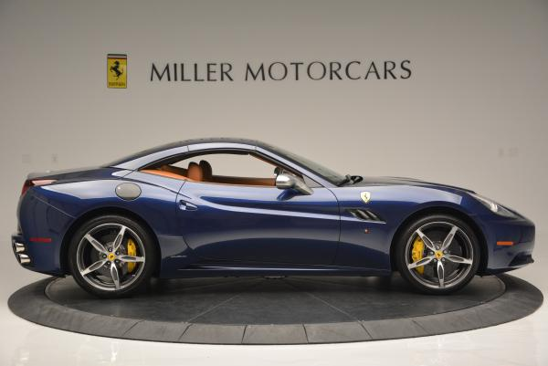 Used 2013 Ferrari California 30 for sale Sold at Aston Martin of Greenwich in Greenwich CT 06830 21