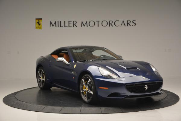 Used 2013 Ferrari California 30 for sale Sold at Aston Martin of Greenwich in Greenwich CT 06830 23
