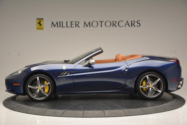 Used 2013 Ferrari California 30 for sale Sold at Aston Martin of Greenwich in Greenwich CT 06830 3