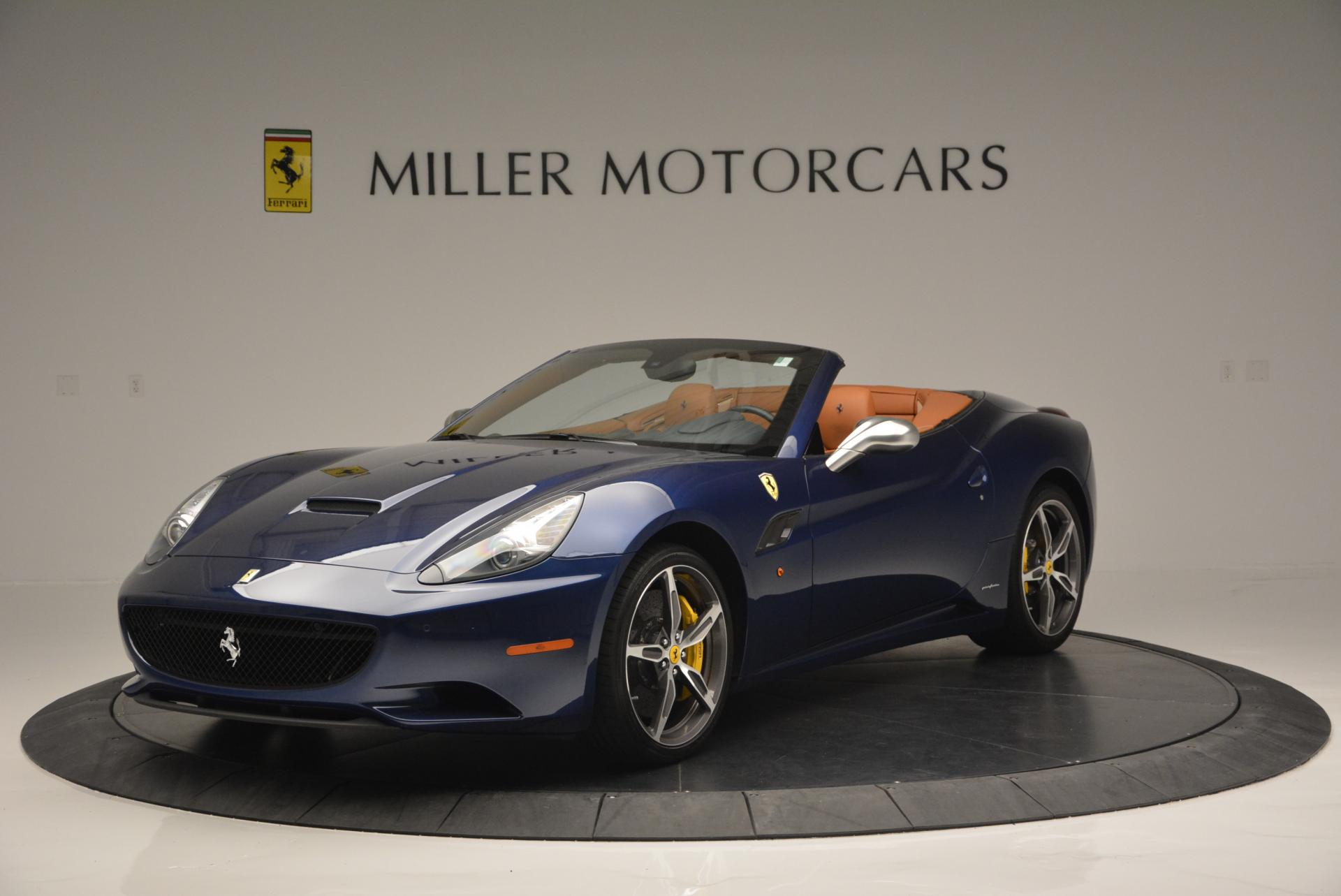 Used 2013 Ferrari California 30 for sale Sold at Aston Martin of Greenwich in Greenwich CT 06830 1
