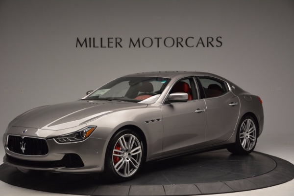 Used 2015 Maserati Ghibli S Q4 for sale Sold at Aston Martin of Greenwich in Greenwich CT 06830 2