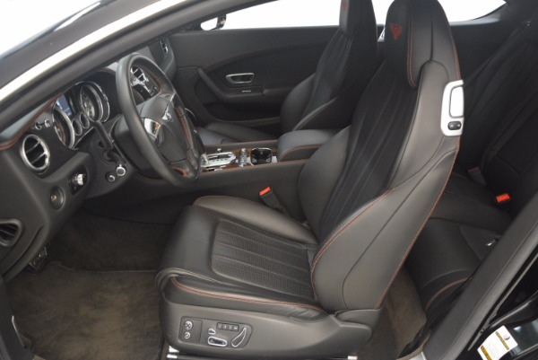 Used 2013 Bentley Continental GT V8 for sale Sold at Aston Martin of Greenwich in Greenwich CT 06830 22