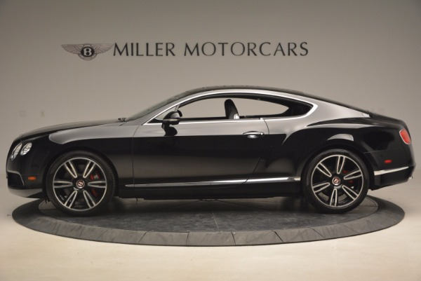 Used 2013 Bentley Continental GT V8 for sale Sold at Aston Martin of Greenwich in Greenwich CT 06830 3