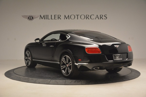 Used 2013 Bentley Continental GT V8 for sale Sold at Aston Martin of Greenwich in Greenwich CT 06830 5