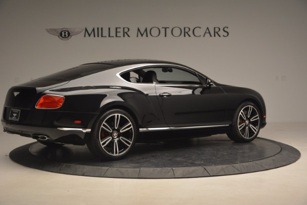 Used 2013 Bentley Continental GT V8 for sale Sold at Aston Martin of Greenwich in Greenwich CT 06830 8
