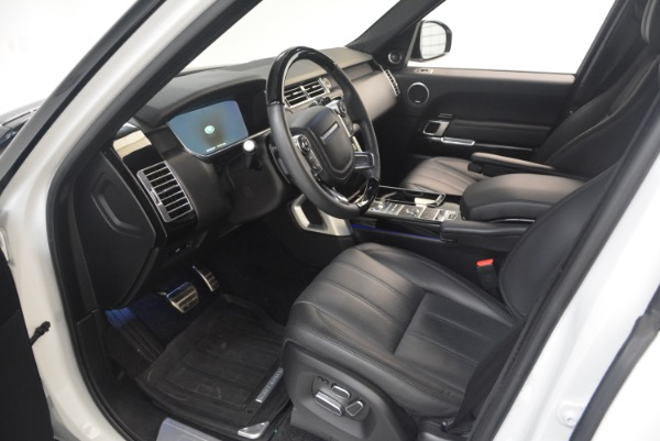 Used 2015 Land Rover Range Rover Supercharged for sale Sold at Aston Martin of Greenwich in Greenwich CT 06830 17