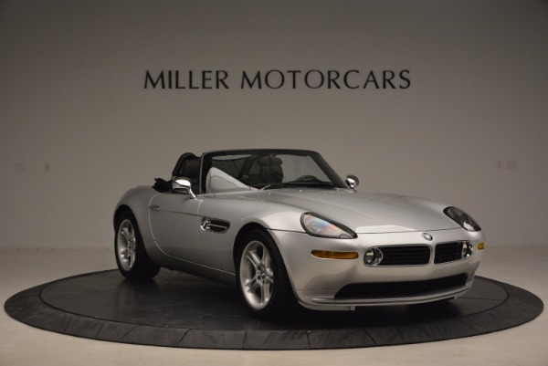 Used 2001 BMW Z8 for sale Sold at Aston Martin of Greenwich in Greenwich CT 06830 11