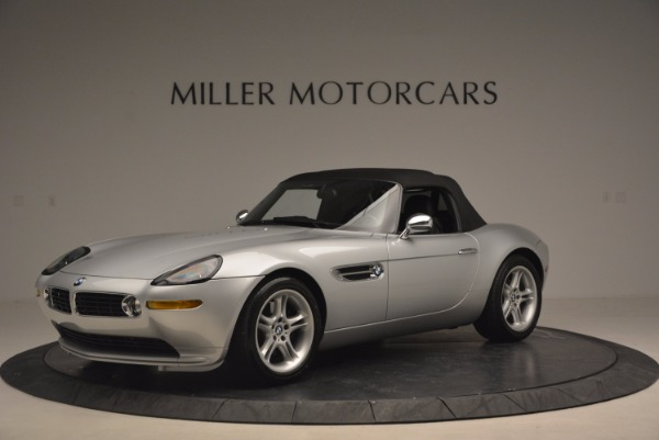 Used 2001 BMW Z8 for sale Sold at Aston Martin of Greenwich in Greenwich CT 06830 14