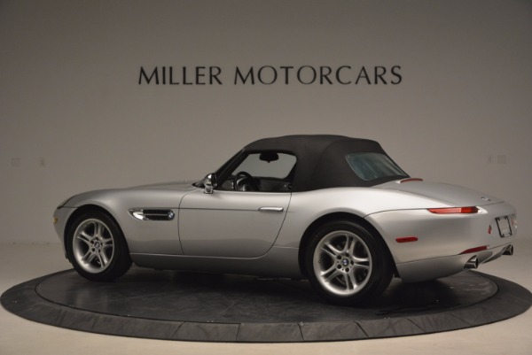 Used 2001 BMW Z8 for sale Sold at Aston Martin of Greenwich in Greenwich CT 06830 16