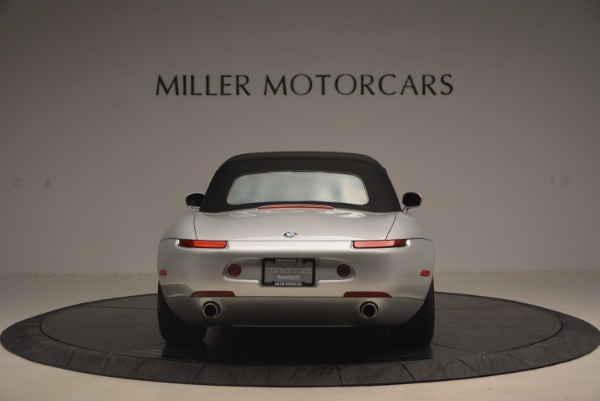 Used 2001 BMW Z8 for sale Sold at Aston Martin of Greenwich in Greenwich CT 06830 18