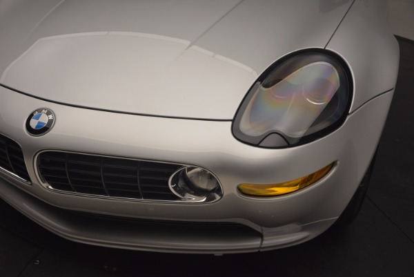 Used 2001 BMW Z8 for sale Sold at Aston Martin of Greenwich in Greenwich CT 06830 26