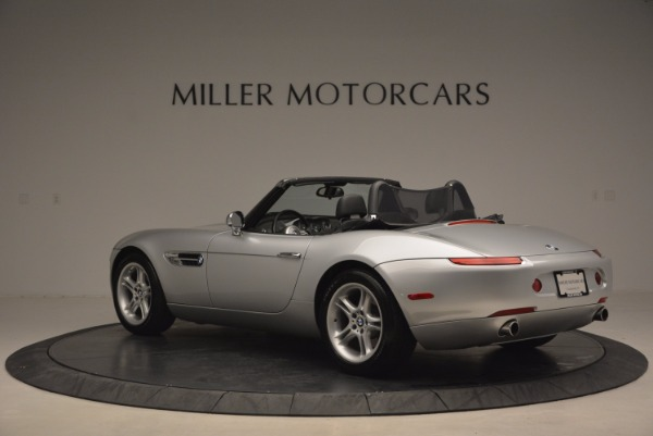 Used 2001 BMW Z8 for sale Sold at Aston Martin of Greenwich in Greenwich CT 06830 5