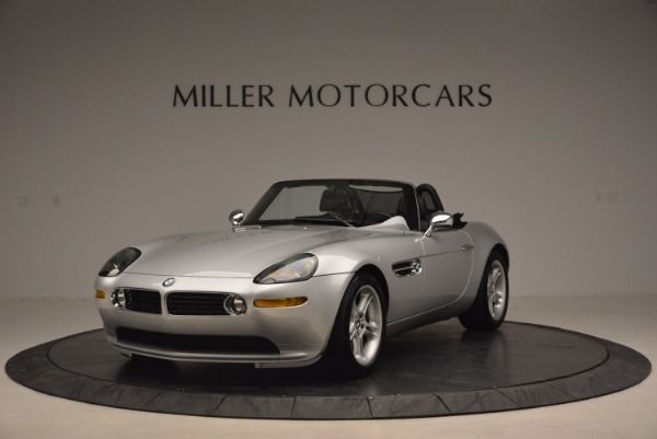 Used 2001 BMW Z8 for sale Sold at Aston Martin of Greenwich in Greenwich CT 06830 1