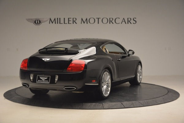 Used 2010 Bentley Continental GT Speed for sale Sold at Aston Martin of Greenwich in Greenwich CT 06830 7