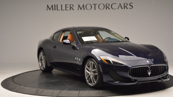 New 2017 Maserati GranTurismo Coupe Sport for sale Sold at Aston Martin of Greenwich in Greenwich CT 06830 11