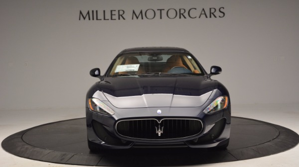 New 2017 Maserati GranTurismo Coupe Sport for sale Sold at Aston Martin of Greenwich in Greenwich CT 06830 12