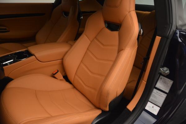 New 2017 Maserati GranTurismo Coupe Sport for sale Sold at Aston Martin of Greenwich in Greenwich CT 06830 15