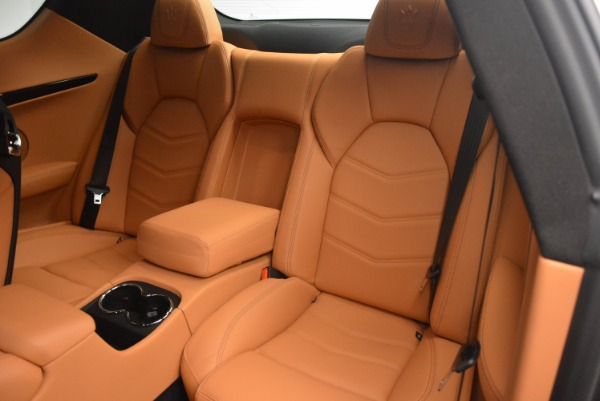 New 2017 Maserati GranTurismo Coupe Sport for sale Sold at Aston Martin of Greenwich in Greenwich CT 06830 17