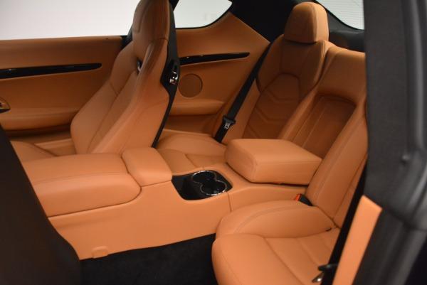 New 2017 Maserati GranTurismo Coupe Sport for sale Sold at Aston Martin of Greenwich in Greenwich CT 06830 18