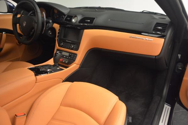 New 2017 Maserati GranTurismo Coupe Sport for sale Sold at Aston Martin of Greenwich in Greenwich CT 06830 19