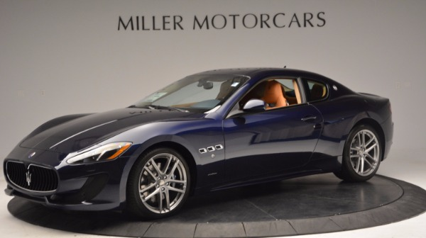 New 2017 Maserati GranTurismo Coupe Sport for sale Sold at Aston Martin of Greenwich in Greenwich CT 06830 2