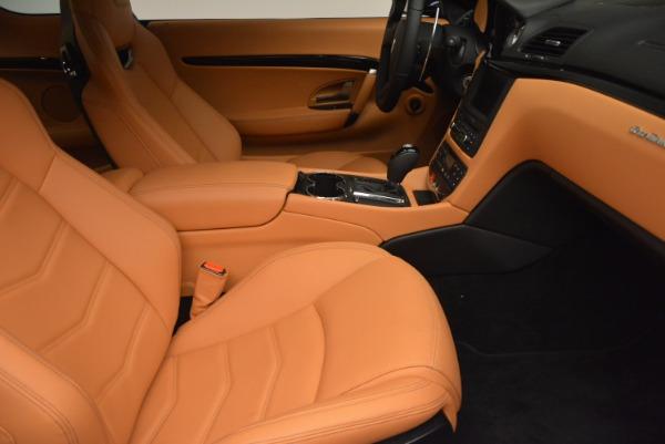 New 2017 Maserati GranTurismo Coupe Sport for sale Sold at Aston Martin of Greenwich in Greenwich CT 06830 20