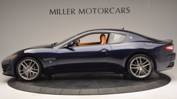 New 2017 Maserati GranTurismo Coupe Sport for sale Sold at Aston Martin of Greenwich in Greenwich CT 06830 3
