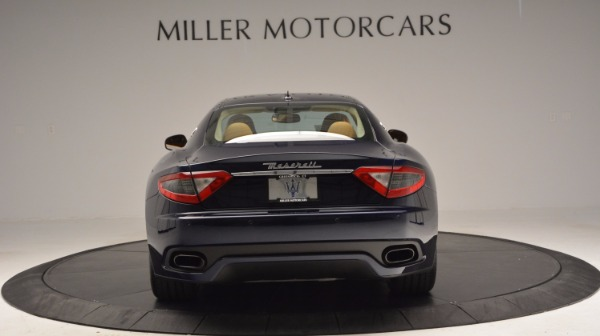 New 2017 Maserati GranTurismo Coupe Sport for sale Sold at Aston Martin of Greenwich in Greenwich CT 06830 6