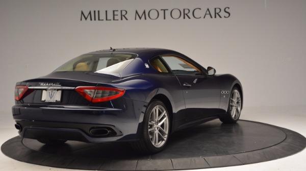 New 2017 Maserati GranTurismo Coupe Sport for sale Sold at Aston Martin of Greenwich in Greenwich CT 06830 7