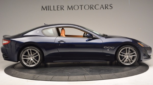 New 2017 Maserati GranTurismo Coupe Sport for sale Sold at Aston Martin of Greenwich in Greenwich CT 06830 9