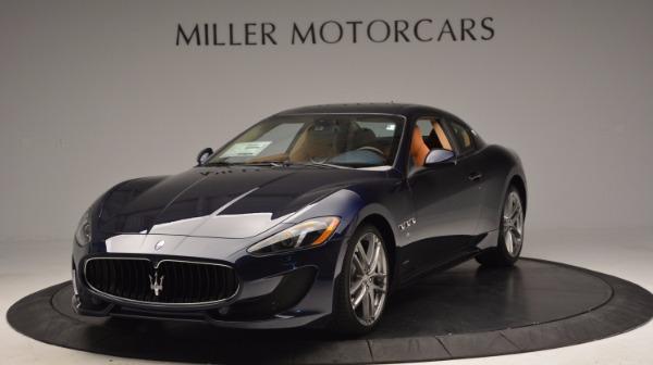 New 2017 Maserati GranTurismo Coupe Sport for sale Sold at Aston Martin of Greenwich in Greenwich CT 06830 1