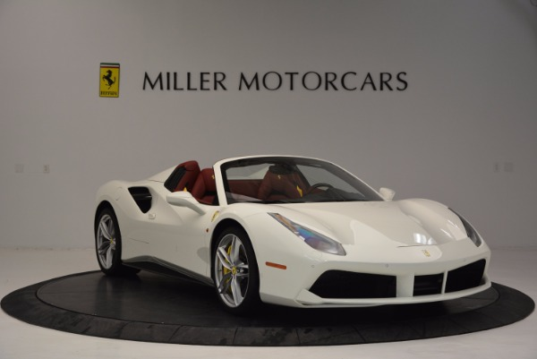 Used 2017 Ferrari 488 Spider for sale Sold at Aston Martin of Greenwich in Greenwich CT 06830 11