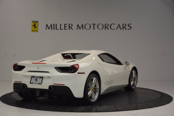 Used 2017 Ferrari 488 Spider for sale Sold at Aston Martin of Greenwich in Greenwich CT 06830 19