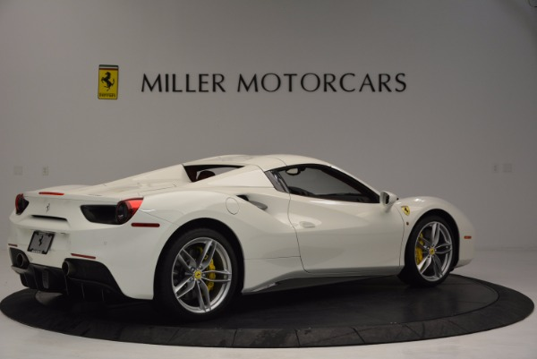 Used 2017 Ferrari 488 Spider for sale Sold at Aston Martin of Greenwich in Greenwich CT 06830 20