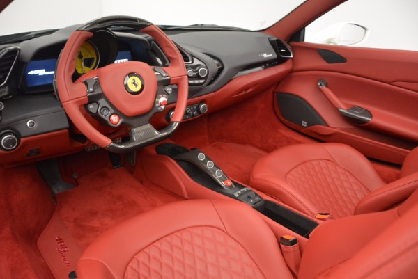 Used 2017 Ferrari 488 Spider for sale Sold at Aston Martin of Greenwich in Greenwich CT 06830 25