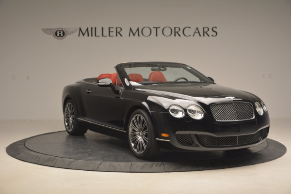 Used 2010 Bentley Continental GT Speed for sale Sold at Aston Martin of Greenwich in Greenwich CT 06830 11