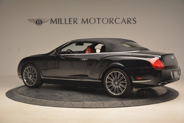 Used 2010 Bentley Continental GT Speed for sale Sold at Aston Martin of Greenwich in Greenwich CT 06830 17