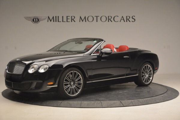 Used 2010 Bentley Continental GT Speed for sale Sold at Aston Martin of Greenwich in Greenwich CT 06830 2